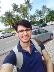 Rencontre annonce Homme à Santa Maria do Cambucá